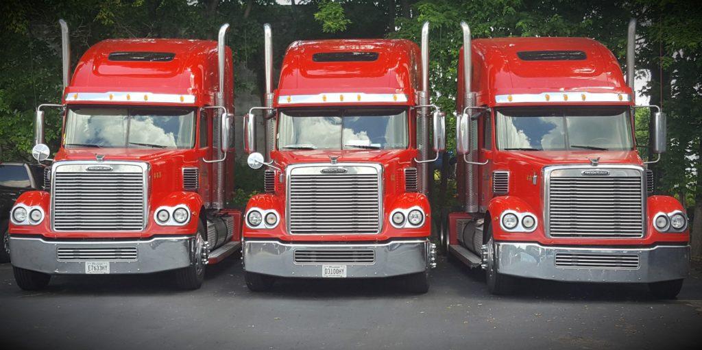 B&M Trucking Inc    Long Haul and Short Haul Freight Moving